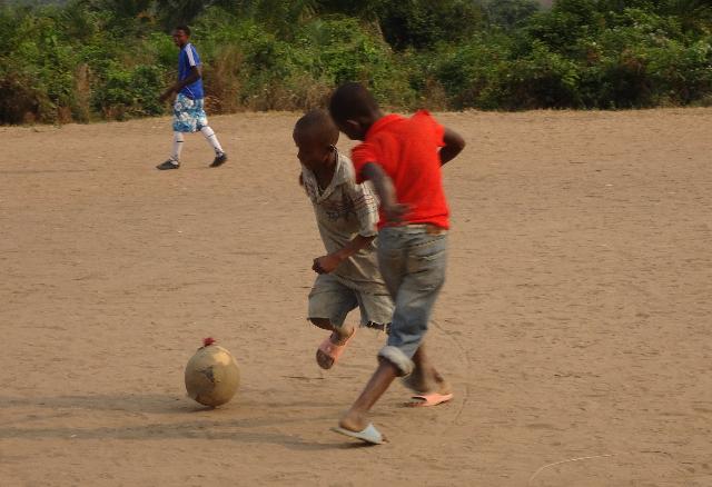 La détente foot !